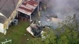 Fire damages Gaston Co. house - (10/12)