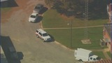 IMAGES: FBI searches Cherryville PD, City Hall - (10/12)