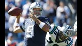 IMAGES: Cowboys beat Panthers 19-14 - (10/25)