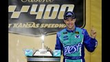 IMAGES: Kenseth wins at Kansas - (7/10)