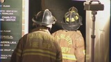 IMAGES: Scene of fire at Allstate Insurance… - (8/10)