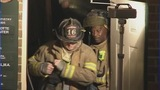 IMAGES: Scene of fire at Allstate Insurance… - (3/10)