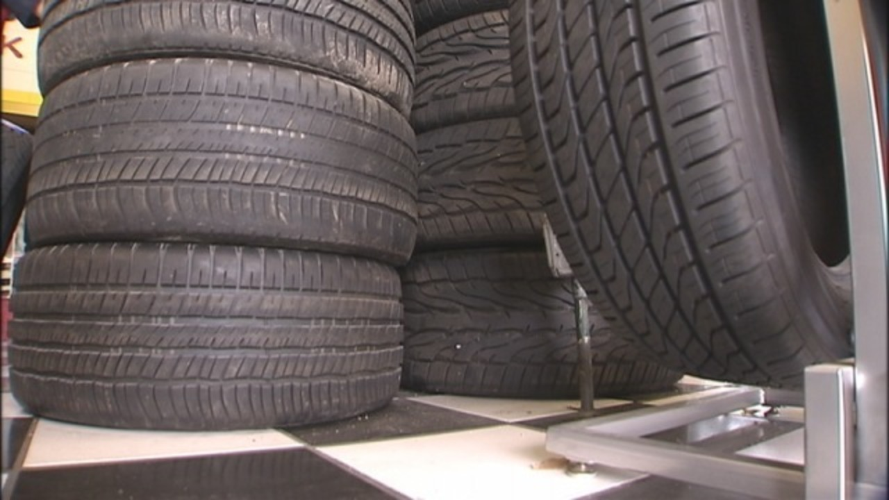 9 Investigates Some Experts Say Date On Tire Age Code Is Very