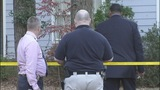 IMAGES: Scene of 2 found dead in west Charlotte - (8/16)