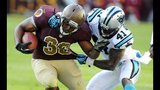 IMAGES: Panthers beat Redskins, 21-13 - (21/25)