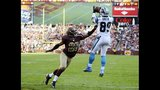 IMAGES: Panthers beat Redskins, 21-13 - (4/25)