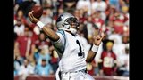 IMAGES: Panthers beat Redskins, 21-13 - (22/25)
