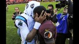 IMAGES: Panthers beat Redskins, 21-13 - (23/25)