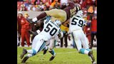 IMAGES: Panthers beat Redskins, 21-13 - (24/25)