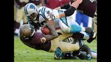 IMAGES: Panthers beat Redskins, 21-13 - (7/25)
