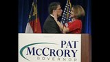 IMAGES: Pat McCrory is elected Governor of… - (10/13)