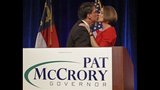 IMAGES: Pat McCrory is elected Governor of… - (2/13)