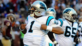 IMAGES: Panthers beat Redskins, 21-13 - (11/25)