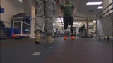 Cpl. Garrett Carnes fights his way back from injuries - (6/10)