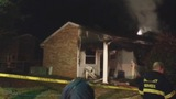IMAGES: One killed in apartment fire in Lenoir - (2/6)