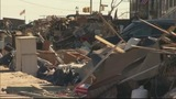 Sandy victims hope for power to be restored Tuesday - (2/5)
