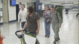 IMAGES: Charlotte airmen welcomed home on… - (5/9)