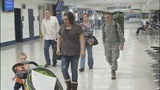 IMAGES: Charlotte airmen welcomed home on… - (8/9)