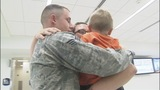 IMAGES: Charlotte airmen welcomed home on… - (9/9)