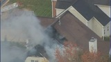 IMAGES: Fire breaks out at Ballantyne home - (15/21)