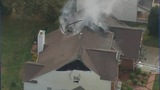 IMAGES: Fire breaks out at Ballantyne home - (11/21)