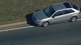 Scene of east Charlotte crash - (6/8)