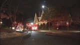 Firefighters investigate Myers Park fire - (4/5)