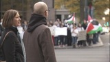 Gaza supporters rally Sunday in Uptown - (10/10)