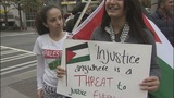 Gaza supporters rally Sunday in Uptown - (2/10)
