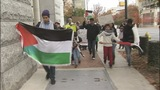 Gaza supporters rally Sunday in Uptown - (8/10)