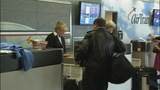 IMAGES: Airport to see a lot of travelers Wednesday - (3/7)