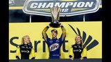 IMAGES: Brad Keselowski wins Sprint Cup Championship - (4/16)