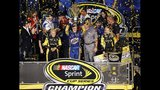 IMAGES: Brad Keselowski wins Sprint Cup Championship - (10/16)