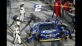 IMAGES: Brad Keselowski wins Sprint Cup Championship - (11/16)