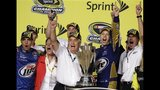 IMAGES: Brad Keselowski wins Sprint Cup Championship - (14/16)