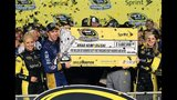 IMAGES: Brad Keselowski wins Sprint Cup Championship - (5/16)