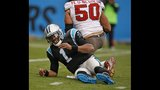 IMAGES: Panthers blow lead, lose to Bucs in OT - (18/20)