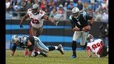 IMAGES: Panthers blow lead, lose to Bucs in OT - (15/20)