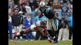 IMAGES: Panthers blow lead, lose to Bucs in OT - (16/20)