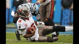 IMAGES: Panthers blow lead, lose to Bucs in OT - (5/20)