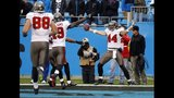 IMAGES: Panthers blow lead, lose to Bucs in OT - (4/20)