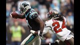 IMAGES: Panthers blow lead, lose to Bucs in OT - (19/20)