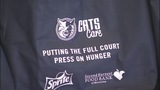 Bobcats help distribute hundreds of… - (2/13)