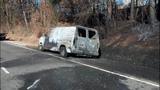 Firefighters battle fire Thursday on York Highway - (3/3)