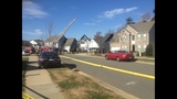Police: Matthews home 'total loss' after fire - (1/3)