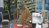 Surveillance photos of pharmacy robbery - (2/8)