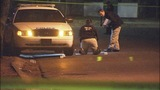IMAGES: Police investigate 2 shootings in… - (14/14)