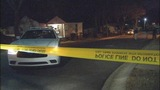 IMAGES: Police investigate 2 shootings in… - (10/14)