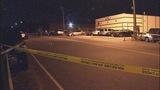 IMAGES: Scene of club security guard shot - (1/15)