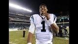 IMAGES: Panthers beat Eagles on Monday Night Football - (9/16)
